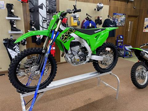 2021 Kawasaki KX 450 in Norfolk, Nebraska - Photo 1