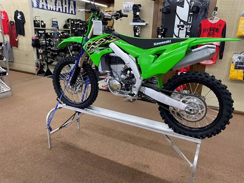 2021 Kawasaki KX 450 in Norfolk, Nebraska - Photo 3