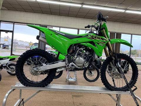 2021 Kawasaki KX 100 in Norfolk, Nebraska - Photo 4
