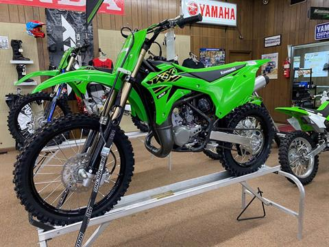 2021 Kawasaki KX 100 in Norfolk, Nebraska - Photo 1