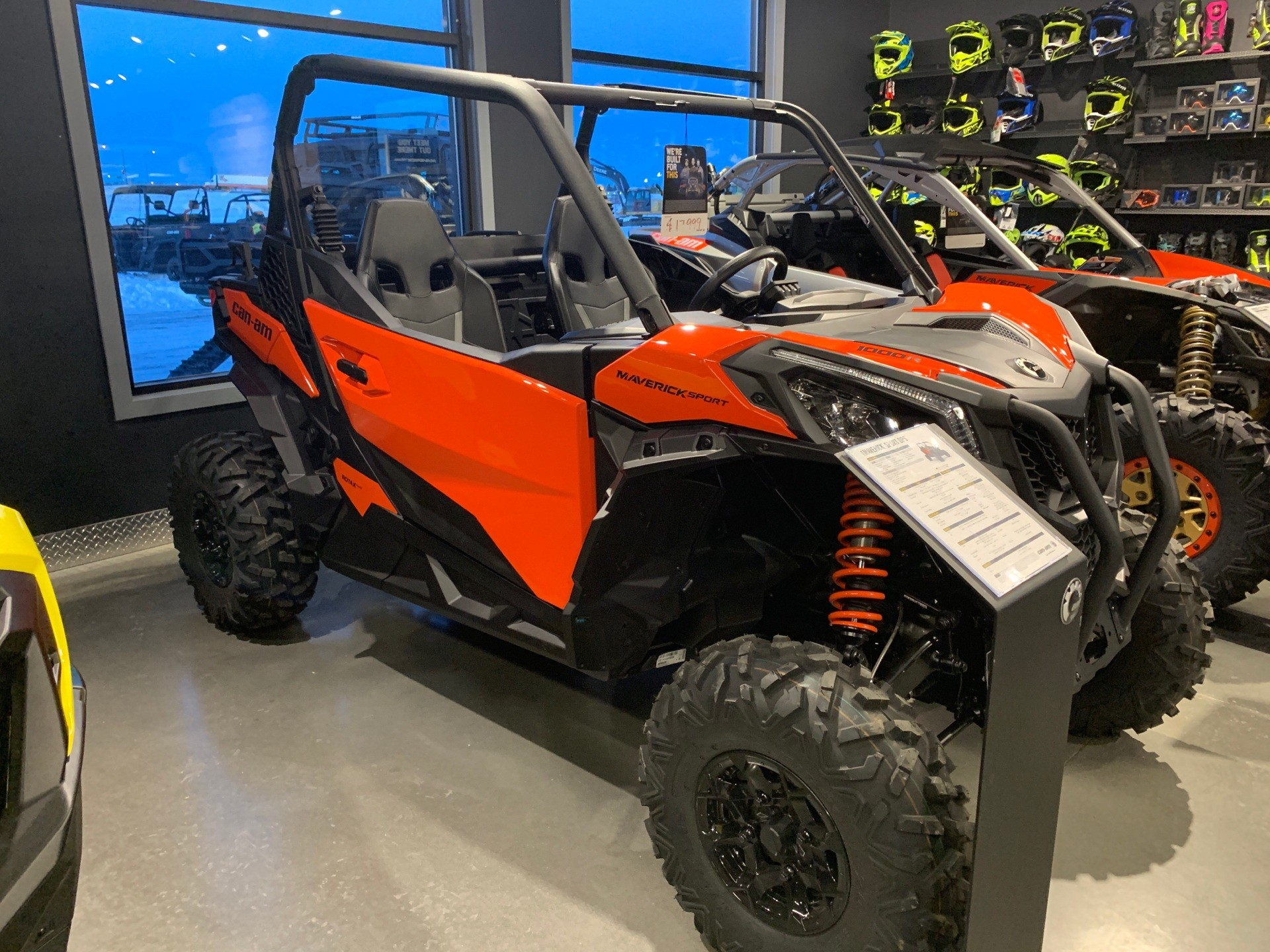2019 Can-Am Maverick Sport DPS 1000 in Billings, Montana - Photo 1
