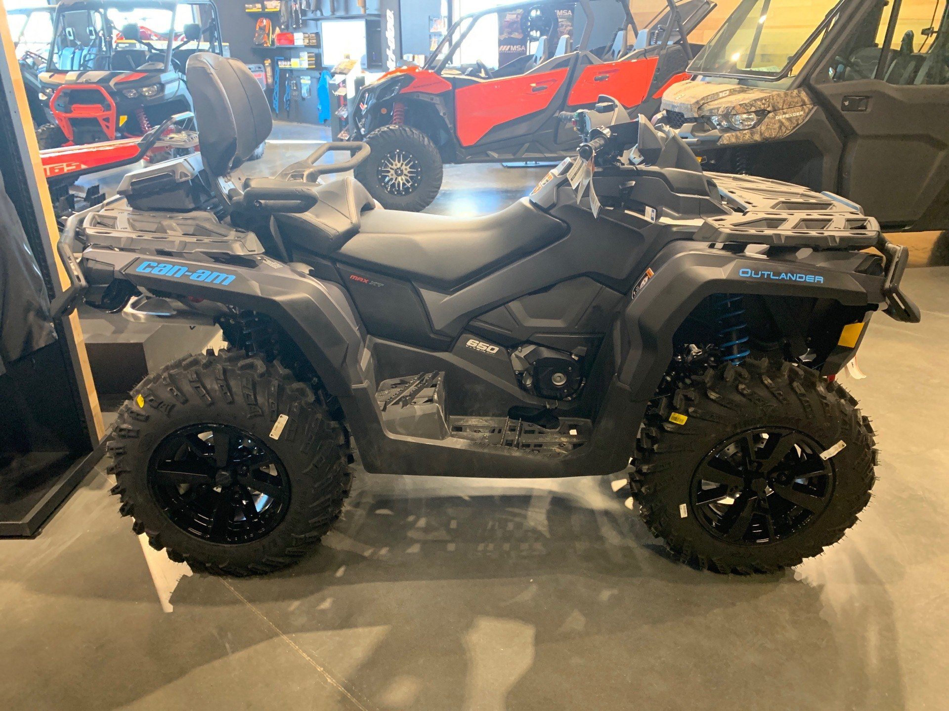 2020 Can-Am Outlander MAX XT 650 in Billings, Montana - Photo 1