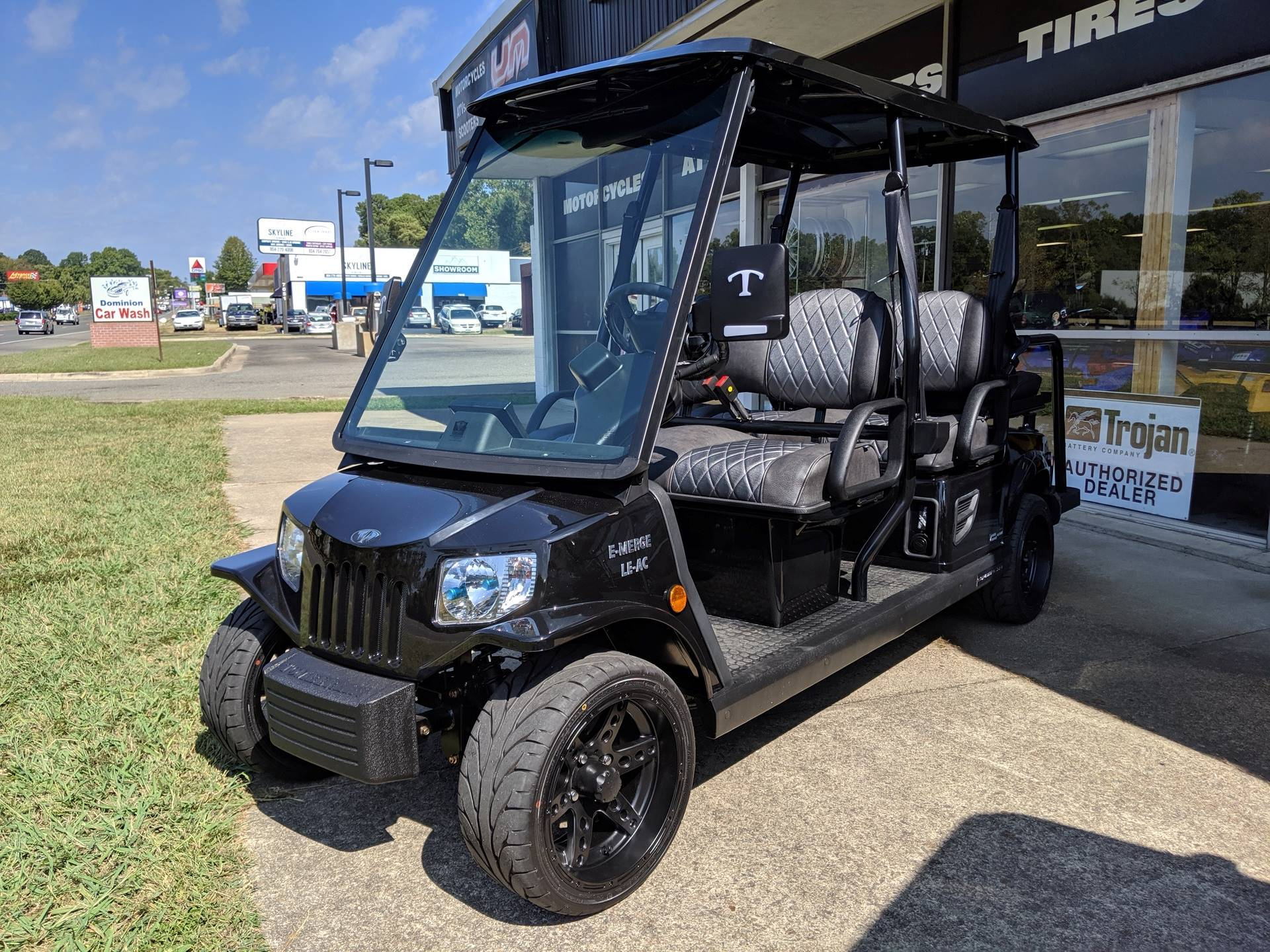 2020 Tomberlin E-Merge E4 LE Plus w/ Rear-Facing Seat in Richmond, Virginia - Photo 2