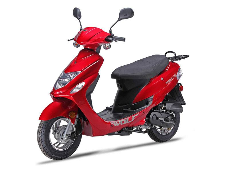 2021 Wolf Brand Scooters Wolf RX-50 in Richmond, Virginia