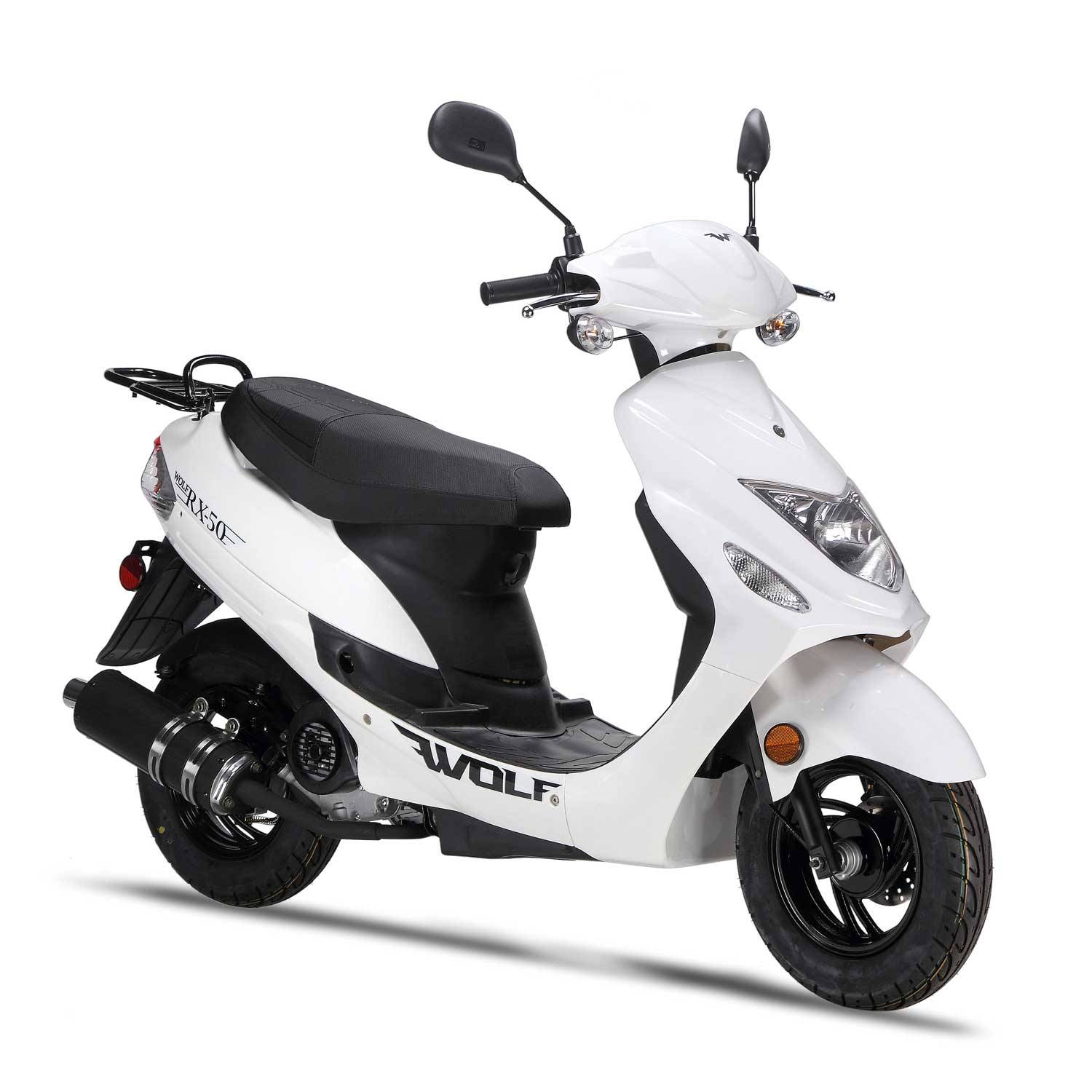 2021 Wolf Brand Scooters RX-50 in Richmond, Virginia