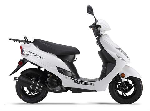 2021 Wolf Brand Scooters Wolf RX-50 in Richmond, Virginia - Photo 2