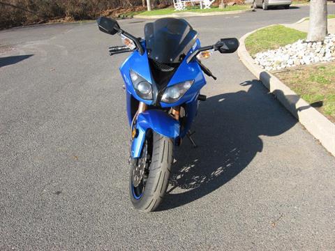 2011 Kawasaki Ninja® ZX™-6R in Trenton, New Jersey