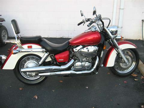2008 Honda VT750C Shadow Aero in Trenton, New Jersey
