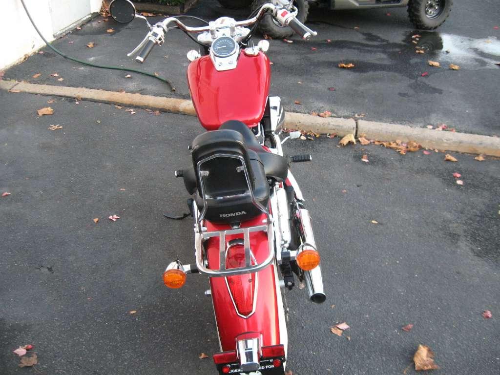 2008 Honda VT750C Shadow Aero in Trenton, New Jersey