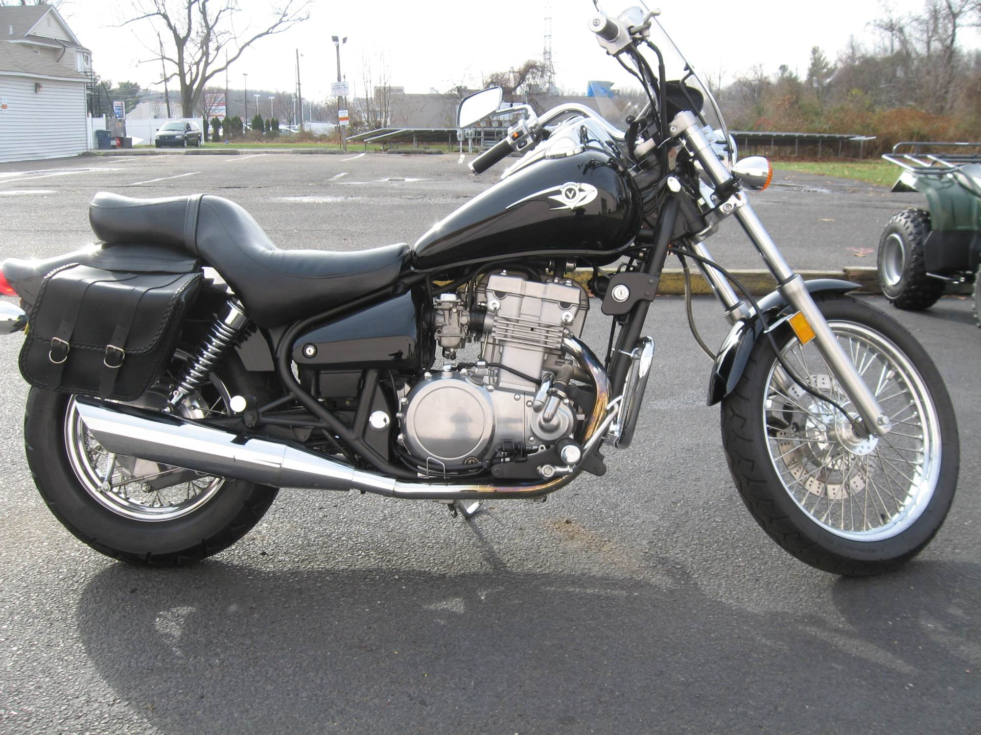 2008 Kawasaki Vulcan® 500 LTD in Trenton, New Jersey
