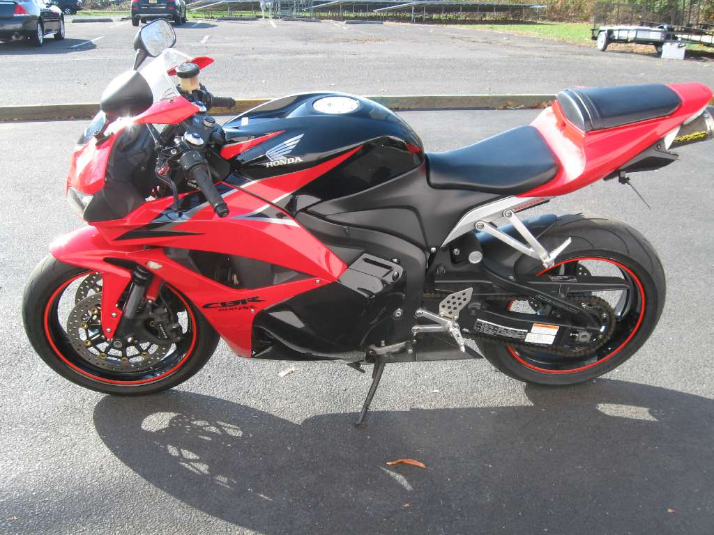 2009 Honda CBR®600RR in Trenton, New Jersey