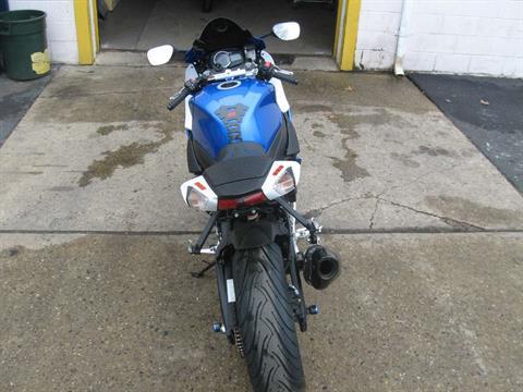 2013 Suzuki GSX-R600™ in Trenton, New Jersey