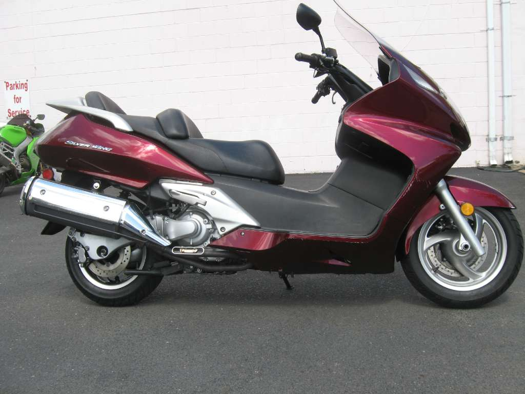 2009 Honda Silver Wing® in Trenton, New Jersey