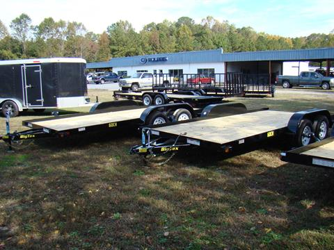 2018 Big Tex Trailers 16'Car Hauler in Hayes, Virginia