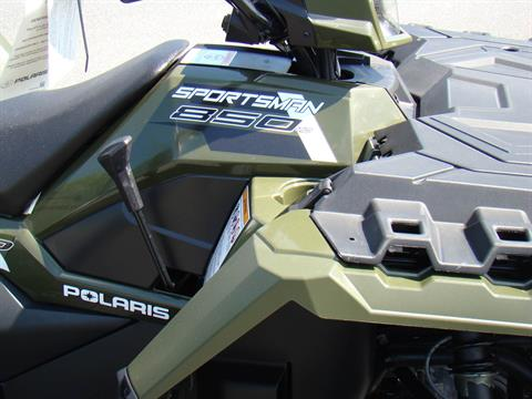 2017 Polaris Sportsman 850 in Hayes, Virginia