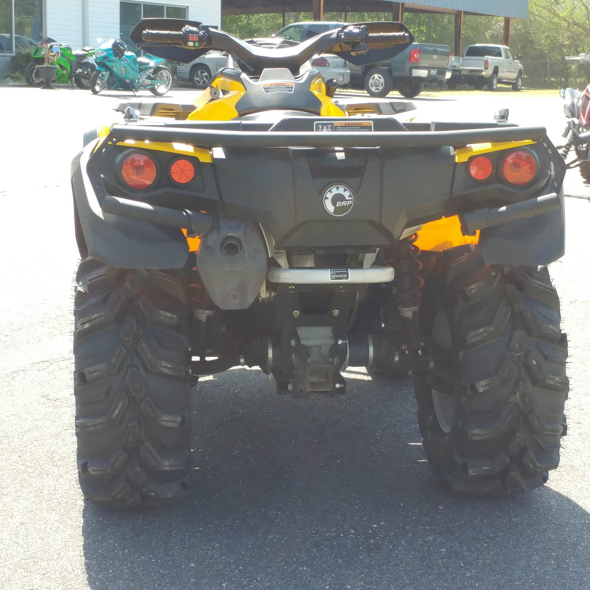 2014 Can-Am Outlander™ MAX DPS™ 1000 in Hayes, Virginia