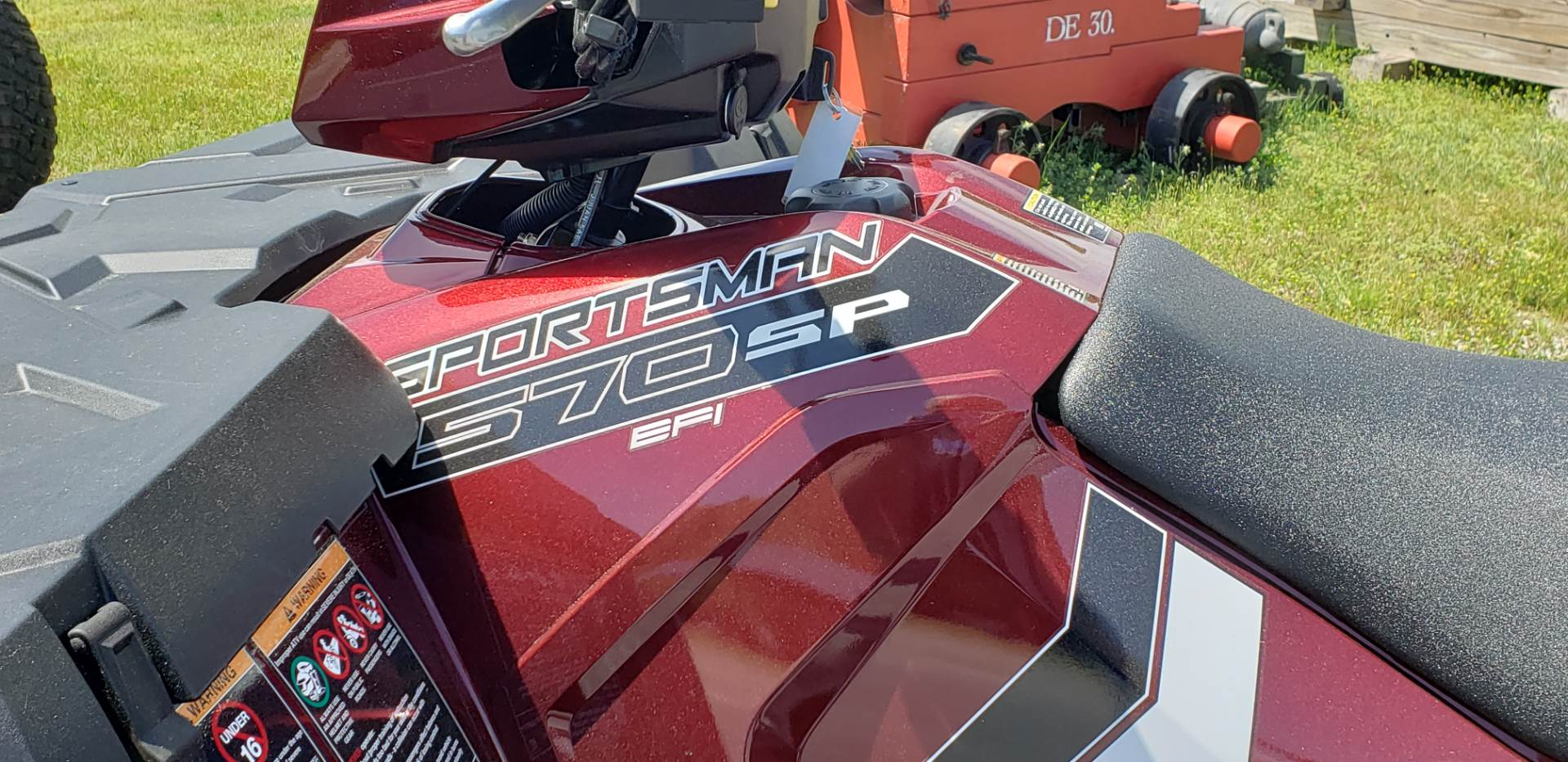2019 Polaris Sportsman 570 SP in Hayes, Virginia - Photo 5