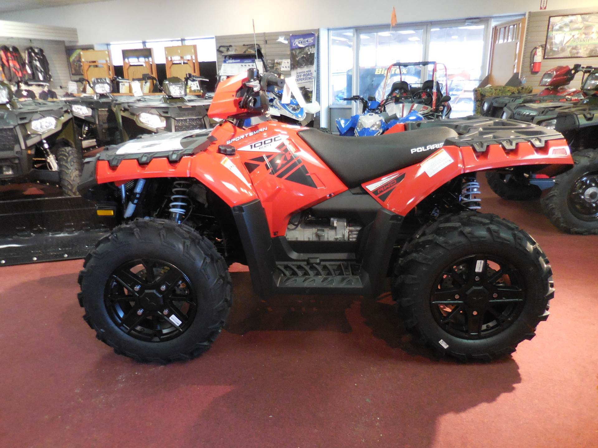 2016 Polaris Sportsman XP 1000 in Hayes, Virginia