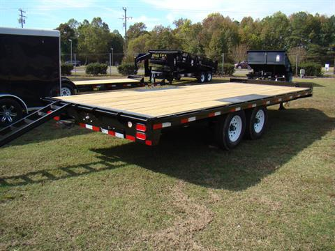 2019 Big Tex Trailers 14OA-20BK-8SIR in Hayes, Virginia