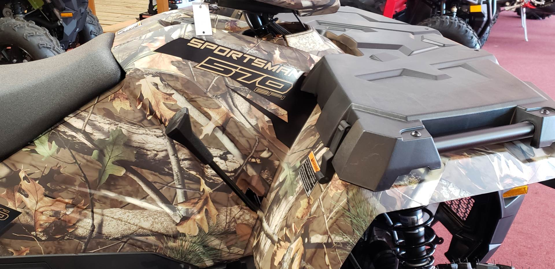 2019 Polaris Sportsman 570 Camo in Hayes, Virginia - Photo 2
