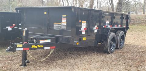 2019 Big Tex Trailers 16LX-14BK in Hayes, Virginia