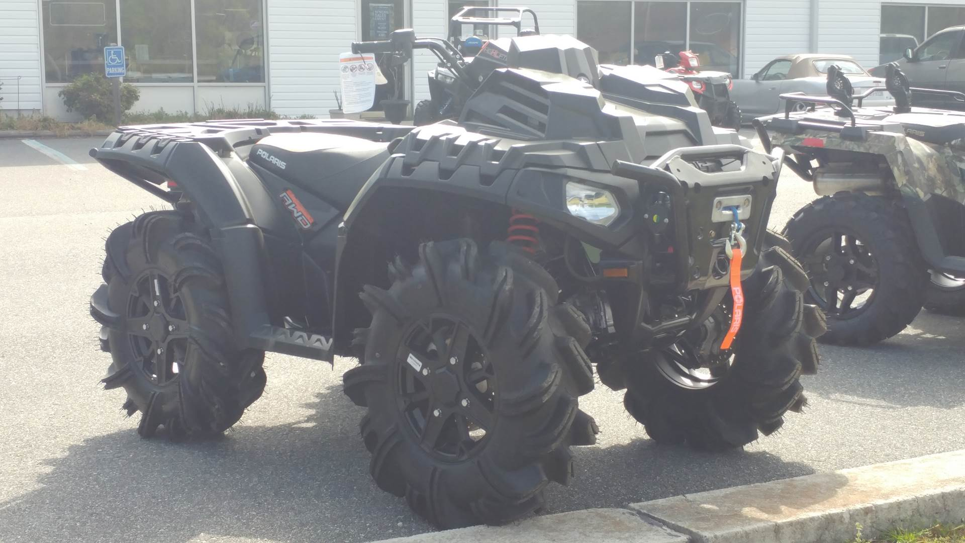 2018 Polaris Sportsman XP 1000 High Lifter Edition in Hayes, Virginia