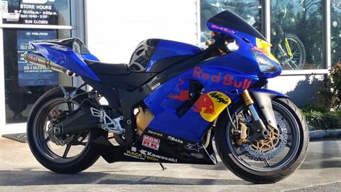 2005 Kawasaki Ninja® ZX-6R in Hayes, Virginia