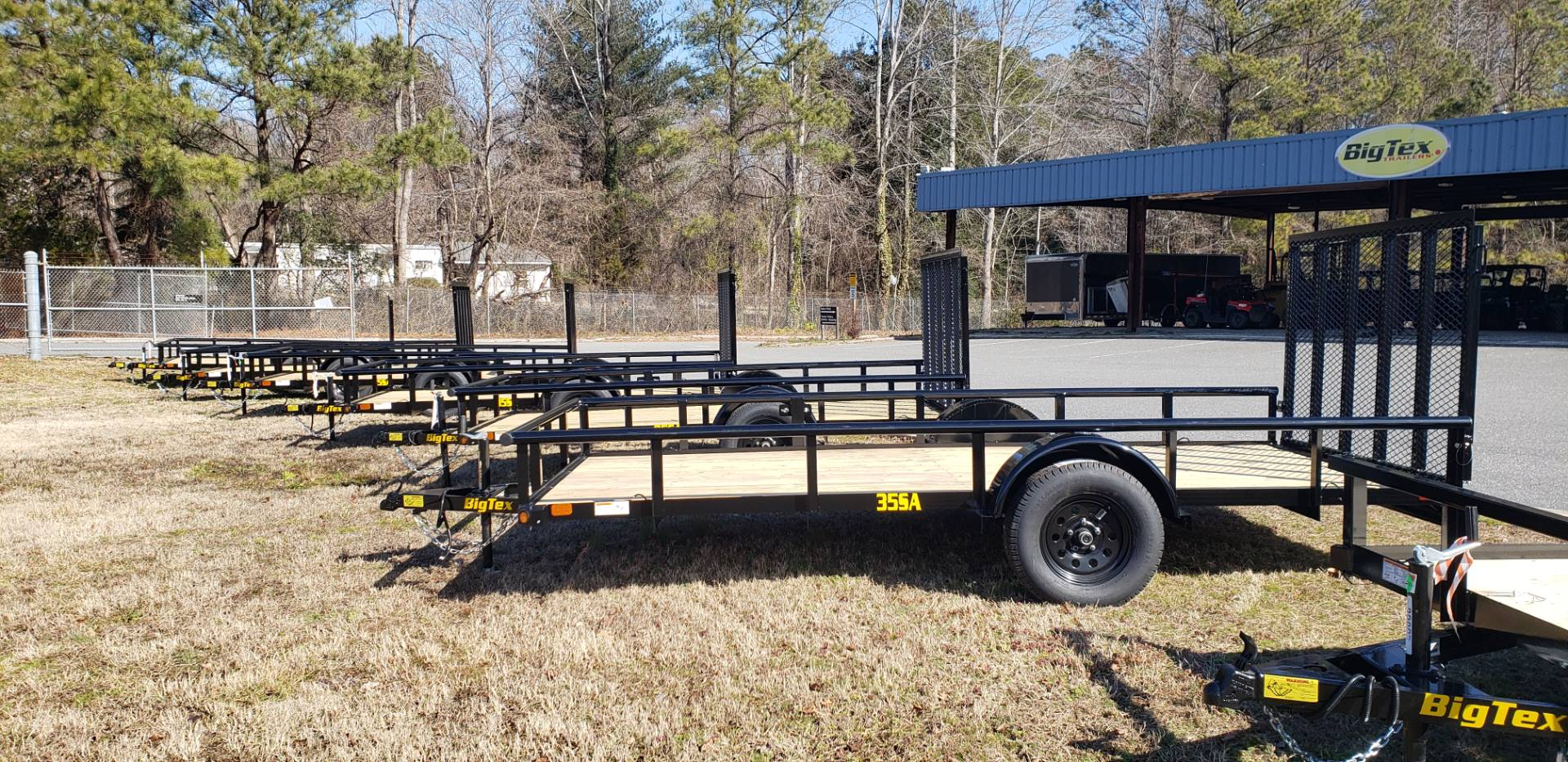 2021 Big Tex Trailers 35SA-12BK4RG in Hayes, Virginia