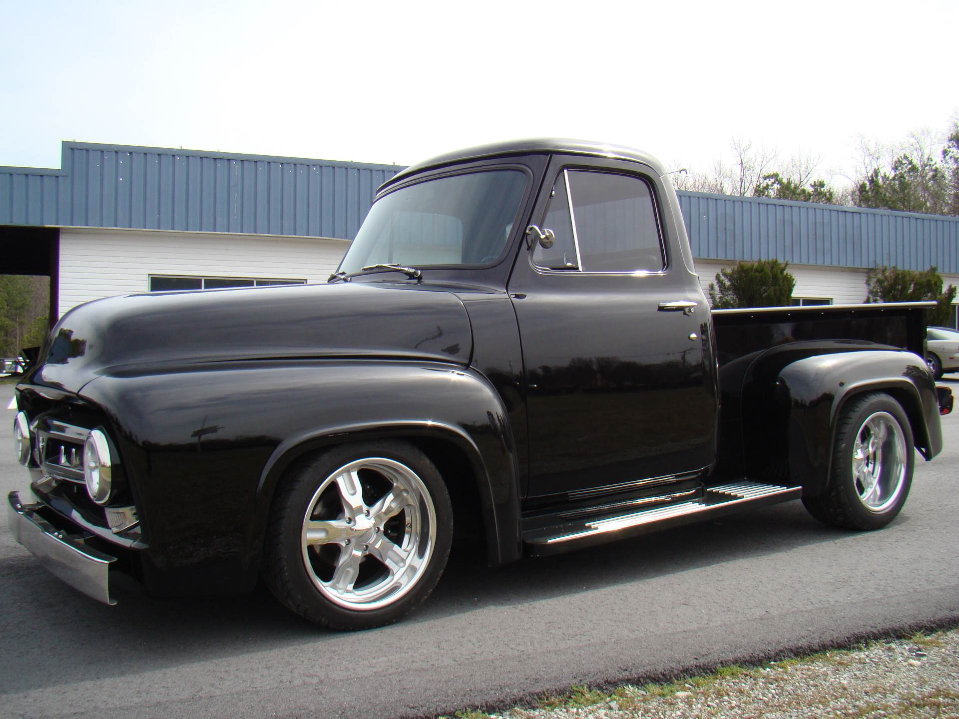 1953 Ford F100 in Hayes, Virginia - Photo 4