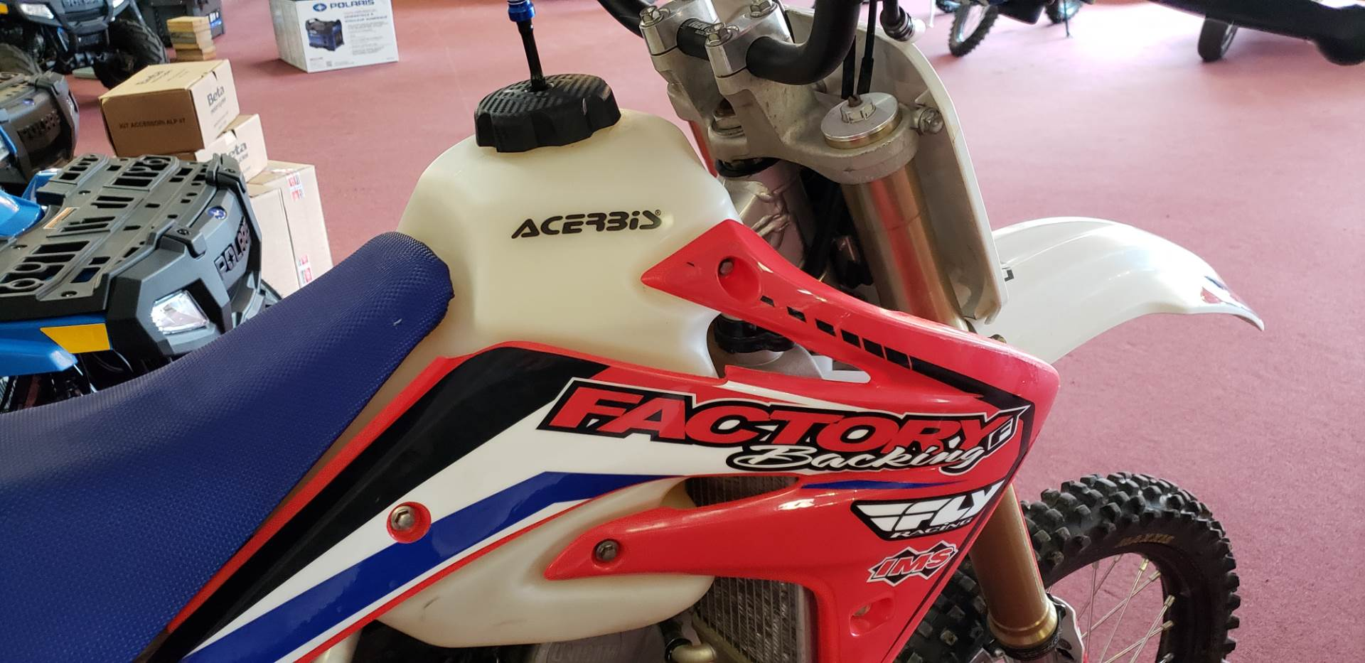 2007 Honda CRF 150 in Hayes, Virginia - Photo 4