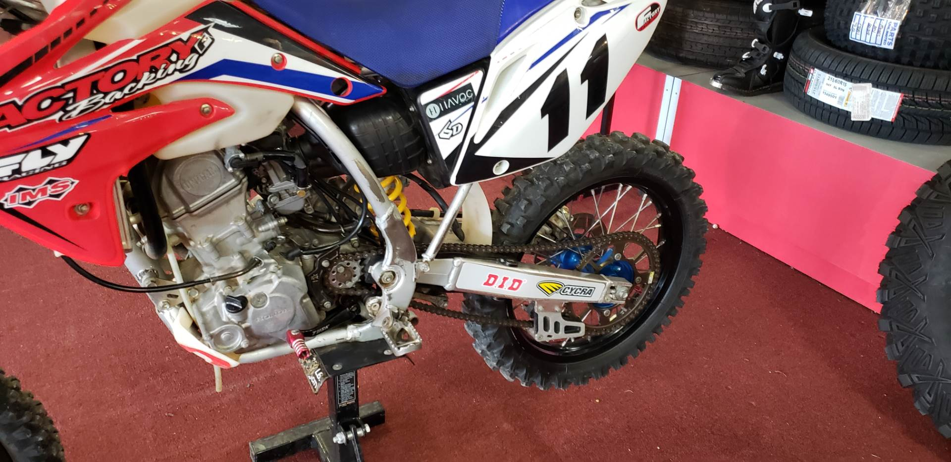 2007 Honda CRF 150 in Hayes, Virginia - Photo 5