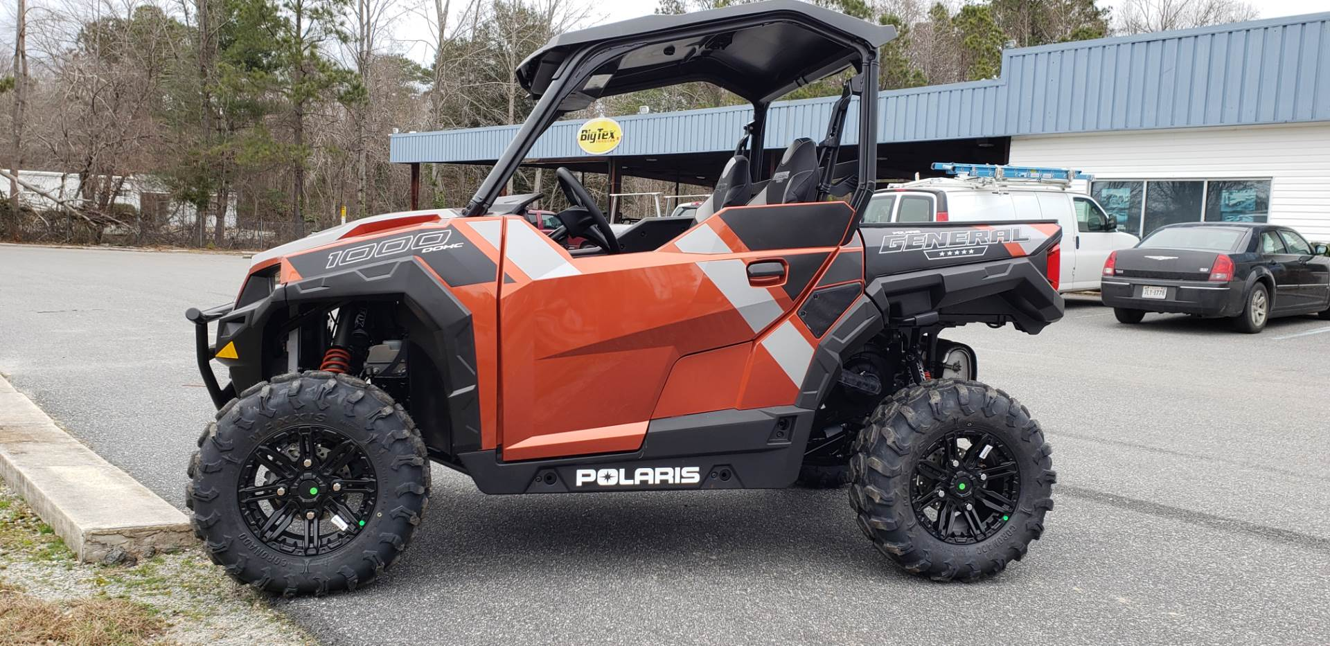 2019 Polaris General 1000 EPS Deluxe in Hayes, Virginia