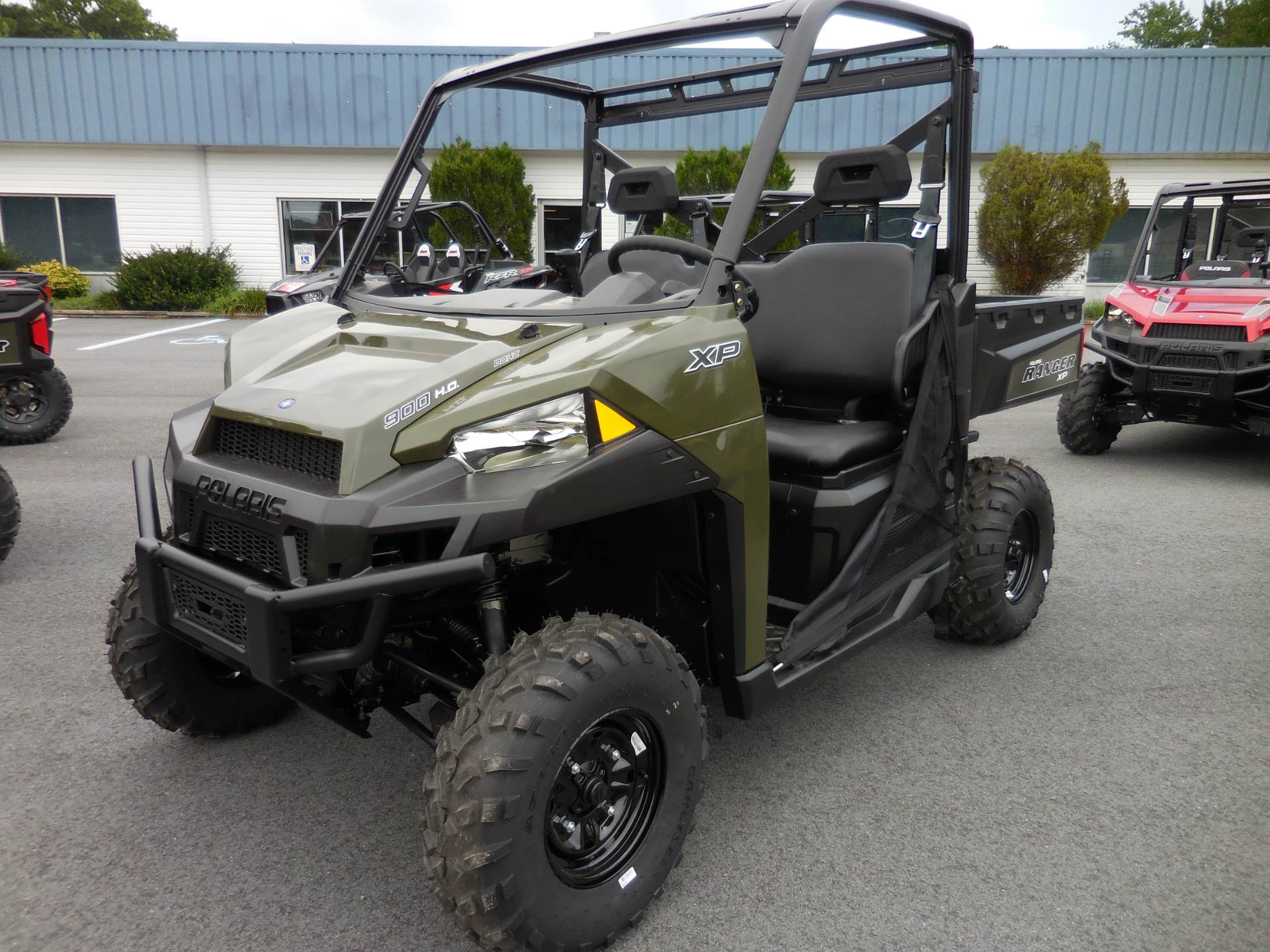 2018 Polaris Ranger XP 900 in Hayes, Virginia