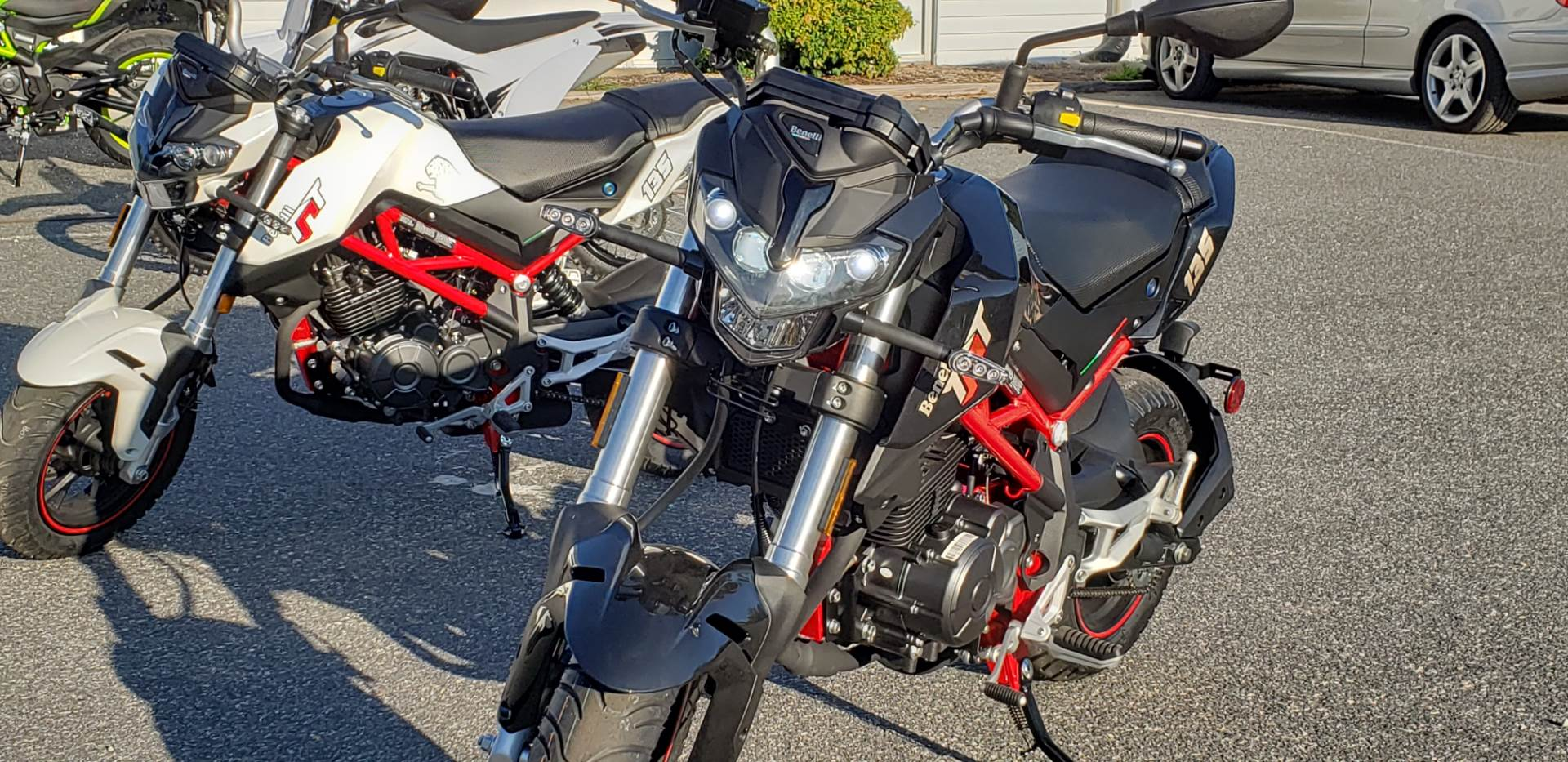 2020 Benelli TNT 135 in Hayes, Virginia - Photo 6