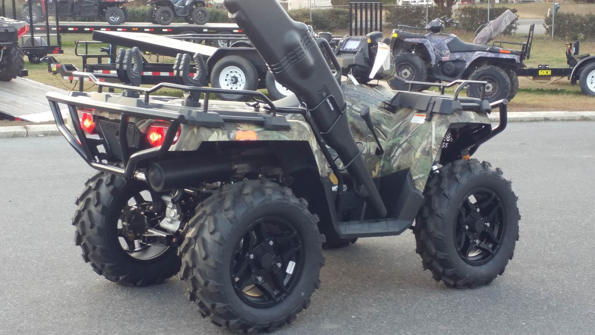 2020 Polaris Sportsman 570 Hunter Edition in Hayes, Virginia - Photo 3