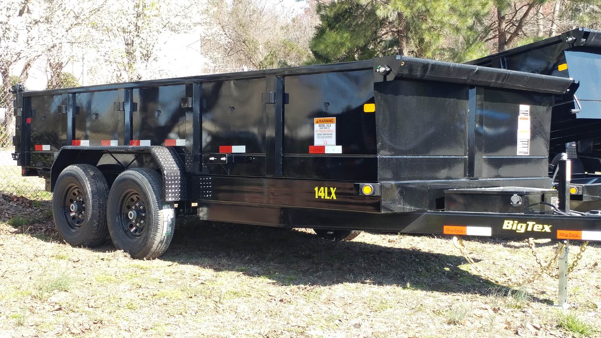 2019 Big Tex Trailers 14LX-14BK in Hayes, Virginia