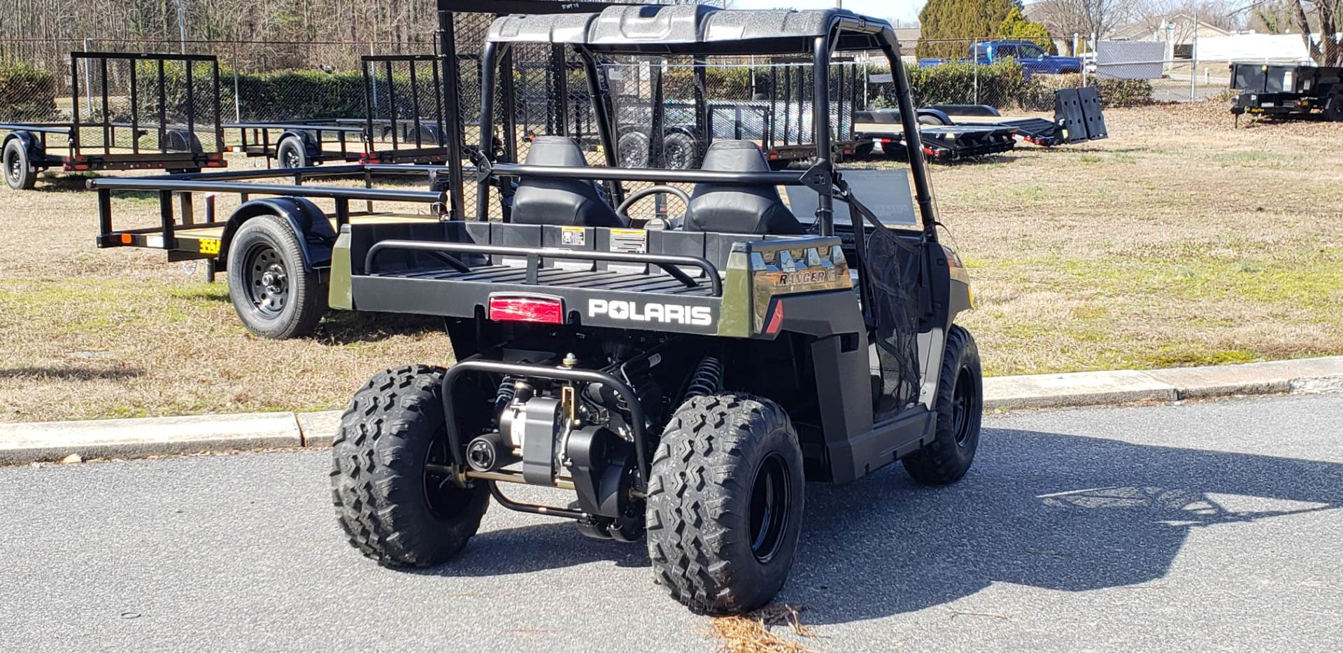 2019 Polaris Ranger 150 EFI in Hayes, Virginia - Photo 5