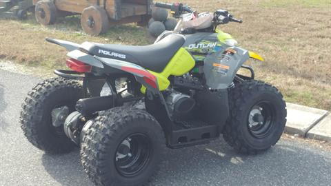 2019 Polaris Outlaw 50 in Hayes, Virginia