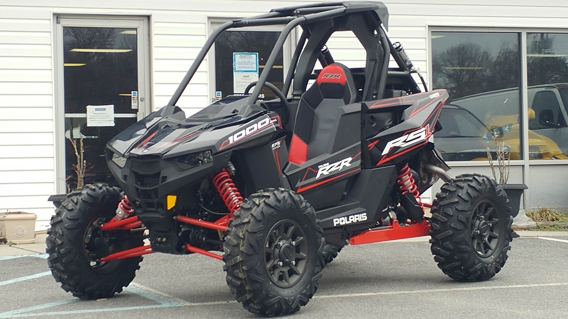 2019 Polaris RZR RS1 in Hayes, Virginia - Photo 2
