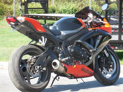 2008 Suzuki GSX-R750™ in Hayes, Virginia