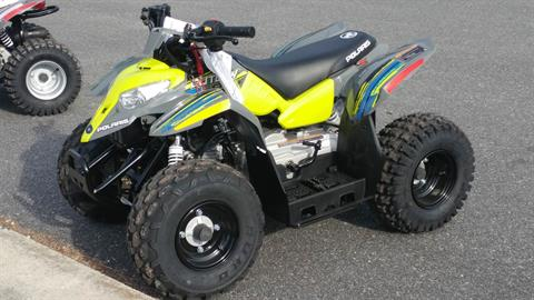 2018 Polaris Outlaw 50 in Hayes, Virginia