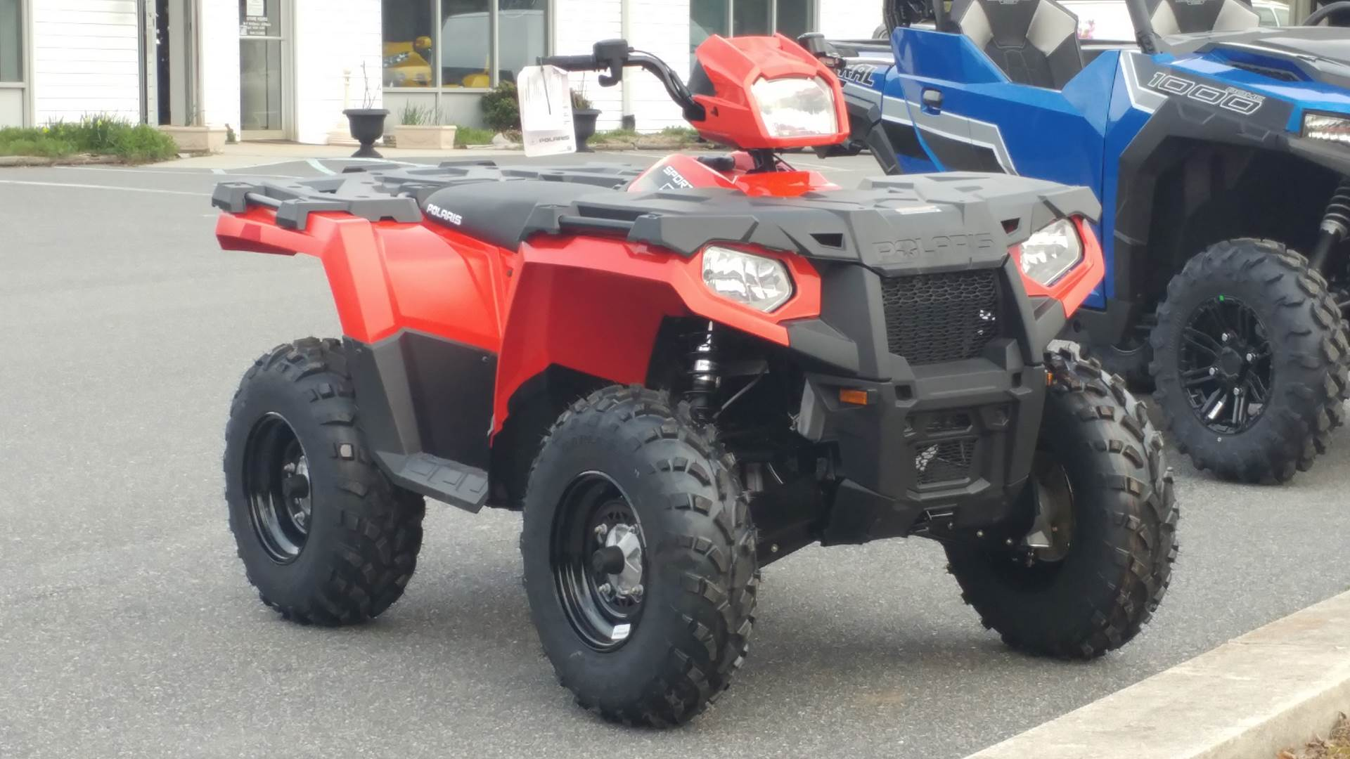 2019 Polaris Sportsman 450 H.O. in Hayes, Virginia - Photo 5