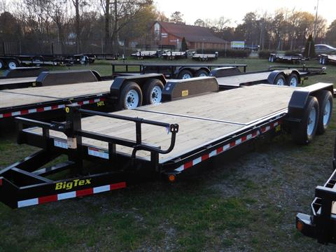 2017 Big Tex Trailers 14TL 22BK in Hayes, Virginia