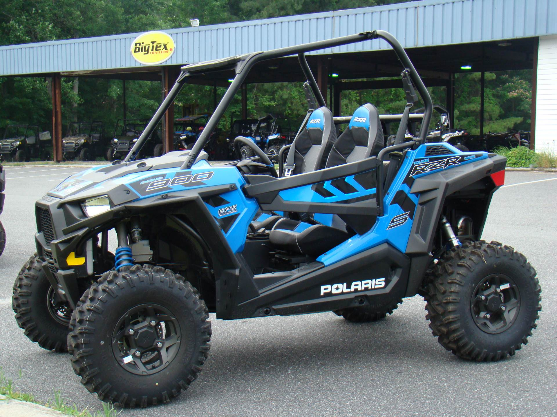 2017 Polaris RZR S 900 EPS in Hayes, Virginia