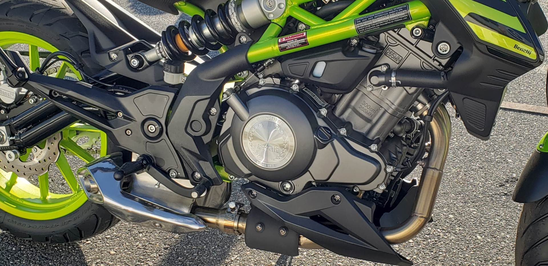 2020 Benelli 302 S in Hayes, Virginia - Photo 4