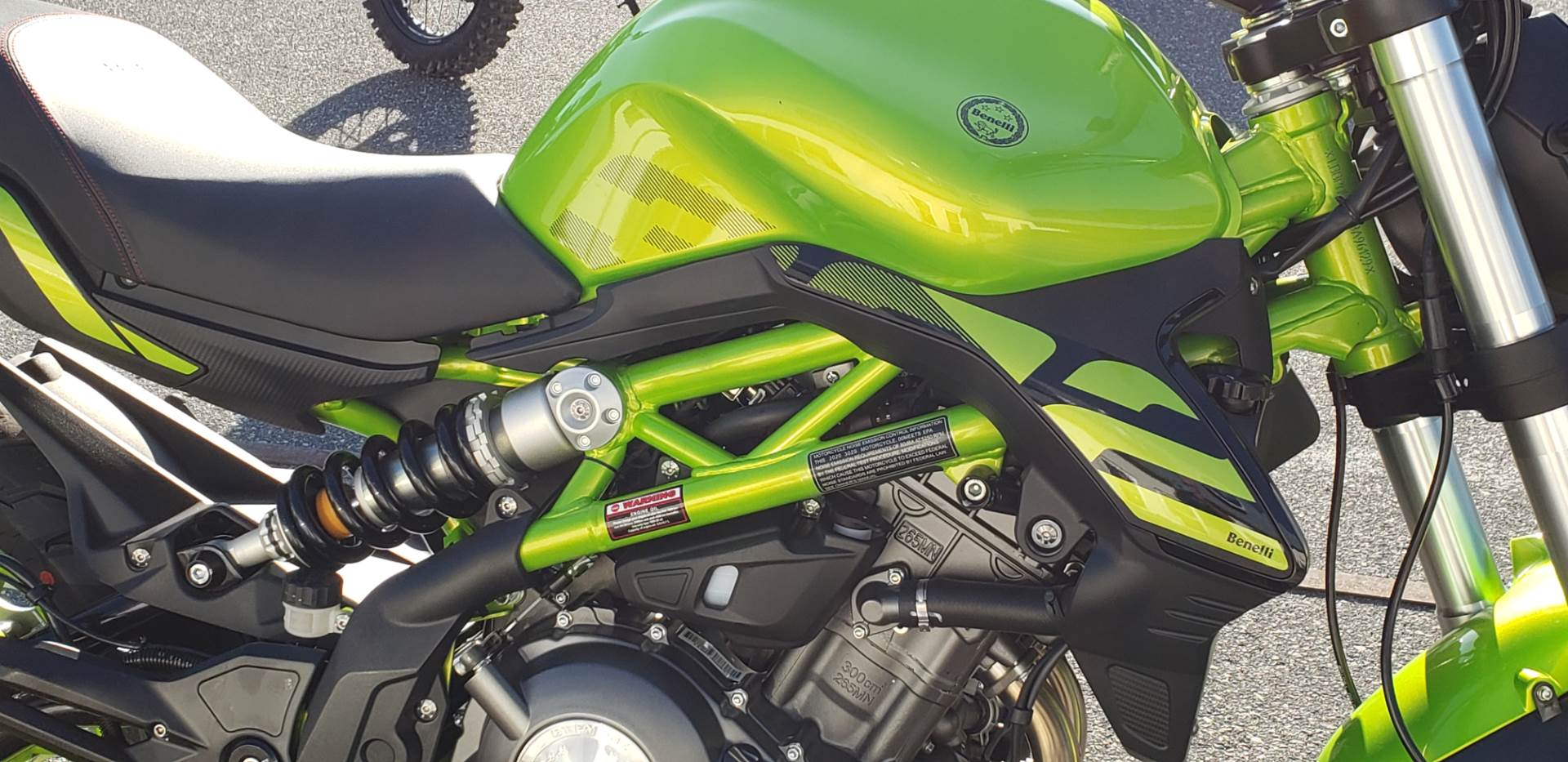 2020 Benelli 302 S in Hayes, Virginia - Photo 5