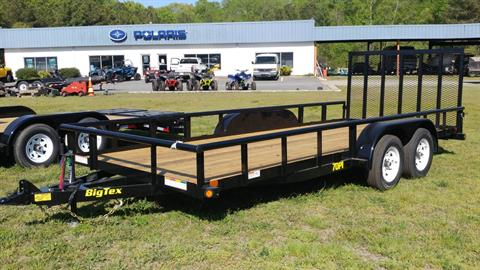 2018 Big Tex Trailers 70PI-18BK in Hayes, Virginia