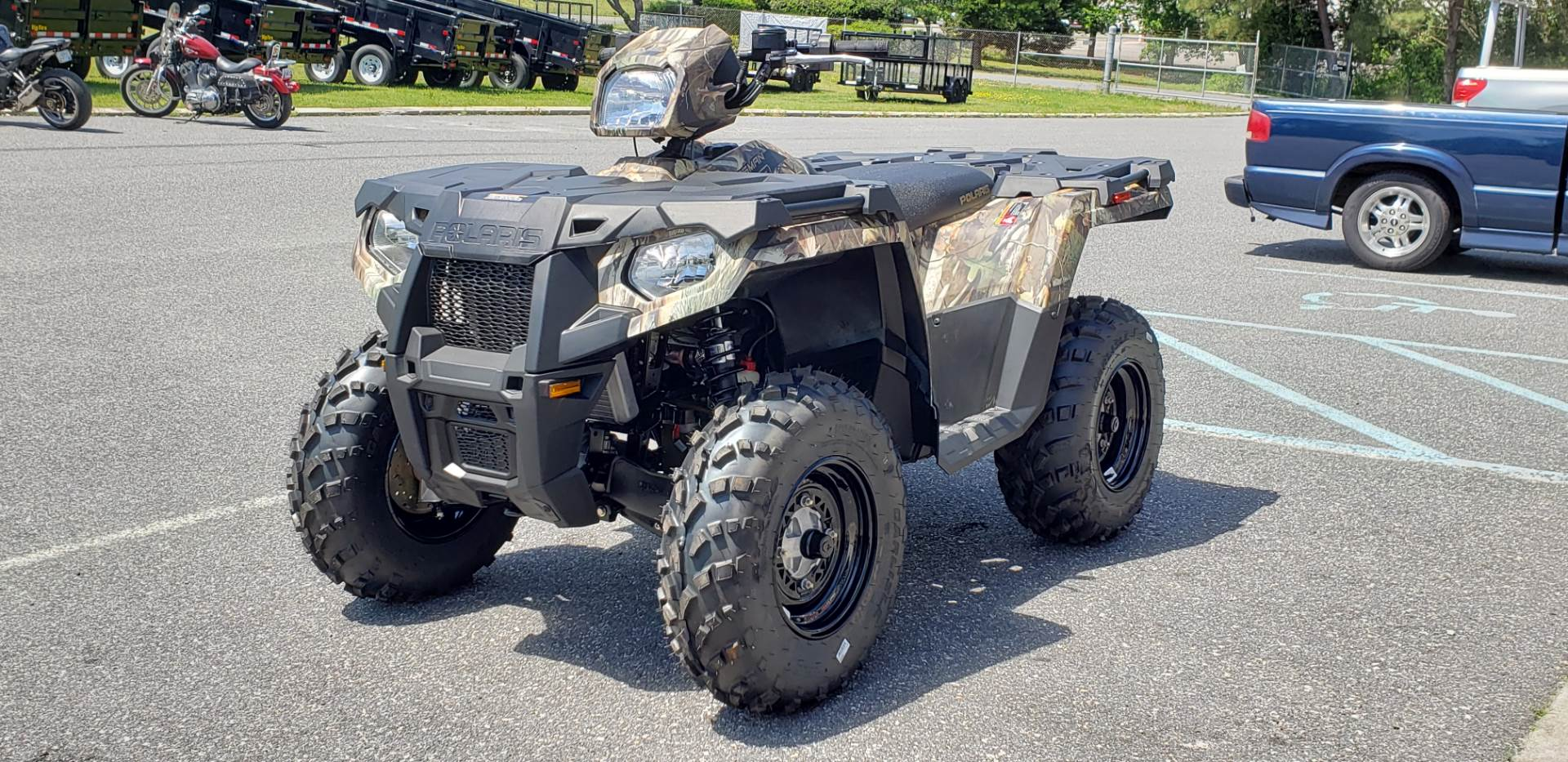 2020 Polaris Sportsman 570 in Hayes, Virginia - Photo 4