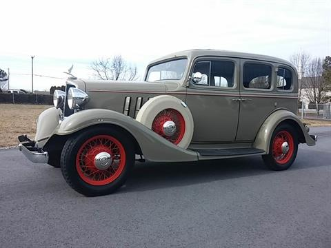 1933 Chevrolet Master Eagle in Hayes, Virginia - Photo 4