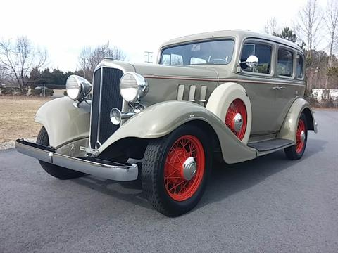 1933 Chevrolet Master Eagle in Hayes, Virginia - Photo 5